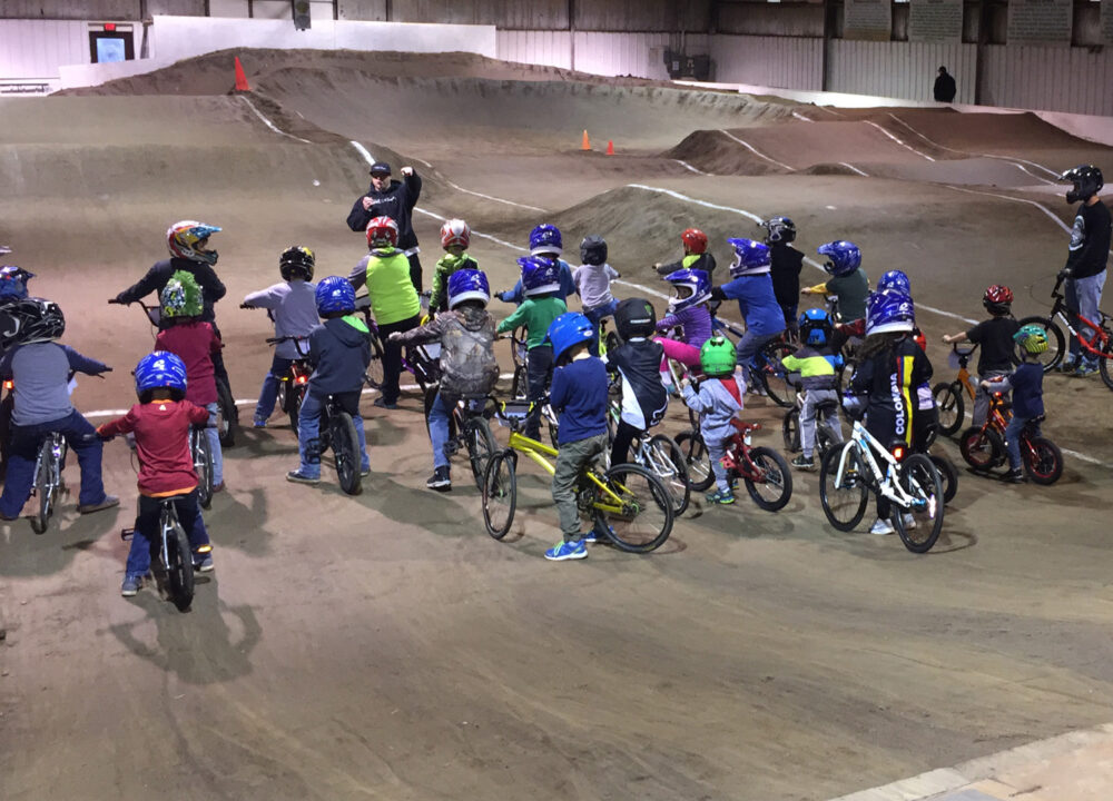 Indiana BMX League Open House Event